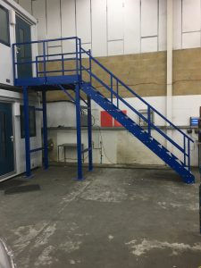 Camberley Staircase