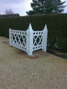 Dipley gate