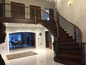 Villa Gina Staircase