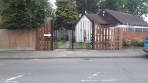 Warfield gates