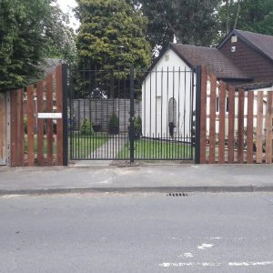 Warfield gates